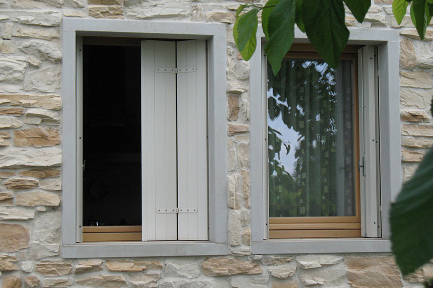 Porte e finestre ponte di veia pietre s n c - Ammortamento porte e finestre ...